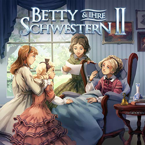 Betty und ihre Schwestern 2 audiobook cover art
