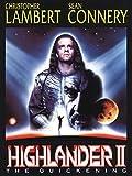 Highlander II: The Quickening poster thumbnail