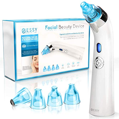 Blackhead Hair Remover Pore Cleaner Vacuum Cleanser Acne Comedone Removal