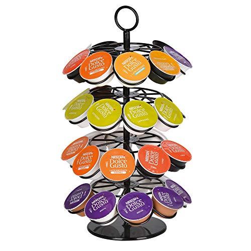Portacapsule per 36 capsule Nescafè Dolce Gusto originali e compatibili