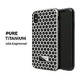 Gresso Magnum Titanium Case for iPhone X (Grey)