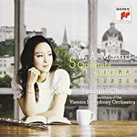 W.A. Mozart: 5 Quartets With Flute by JASMINE CHOI (2013-11-09)