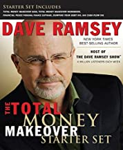 Dave Ramsey Starter Set Includes The Total Money Makeover Revised 3rd Edition (Hardcover), The Total Money Makeover Workbook, Financial Peace Personal ... Planning DVD by Dave Ramsey (2009) Paperback