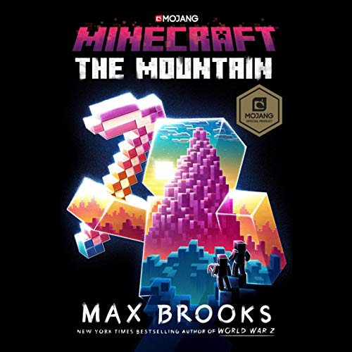 Minecraft: The Mountain cover art