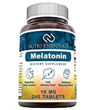 Nutri Essentials Melatonin...image
