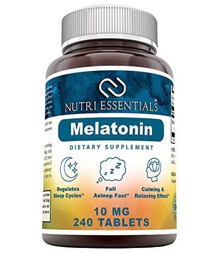 Nutri Essentials Melatonin