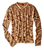 Missoni fopr Target Womens GOLD Space Dye Cardigan Sweater - XS
