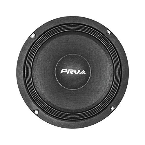 PRV AUDIO 8MR400A 8  200 Watts RMS Mid Range 8 ohms Pro Audio Speaker (Single)