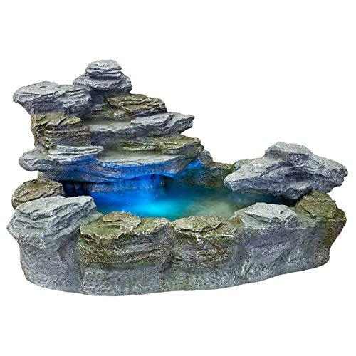 STILISTA Mystischer Gartenbrunnen Bild