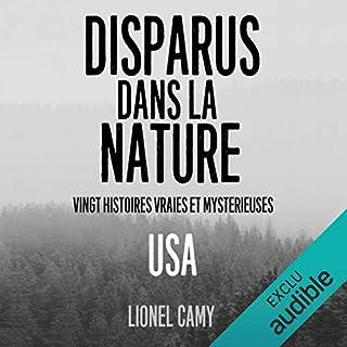 Couverture de Disparus dans la nature
