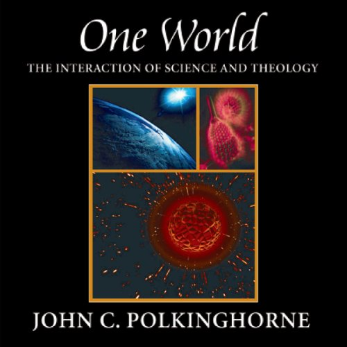 One World audiobook cover art