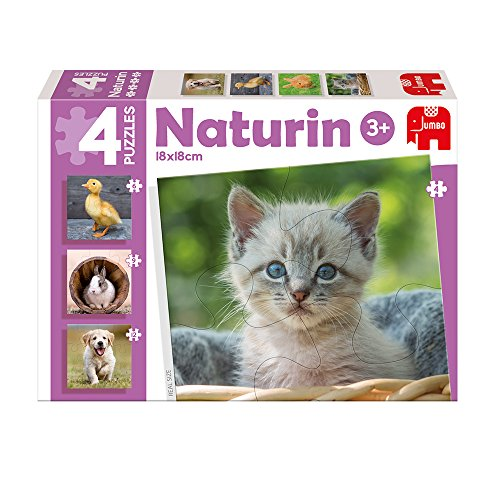 Diset- Puzzle Naturin-Photo Animals Foto Animales, Multicolor (69978)