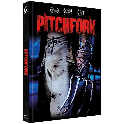 Pitchfork (2-Disc Limited Uncut Mediabook Edition) (+ DVD) Cover C, Limitiert auf 222 Stück [Blu-ray]