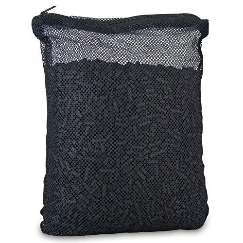 Wagner Green Aktivkohle Pellets inkl. Netzbeutel 1 kg, Filterkohle für die Filterung für Aquarium oder Teichfilter