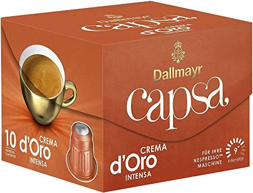Dallmayr capsa Crema d'Oro intensa, 56 g