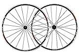 SHIMANO WH-R501 - Cerchioni per Bici da Strada, 700 C, Nero