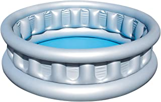 Bestway Inflatable Swimming Pool for Kids, Grey