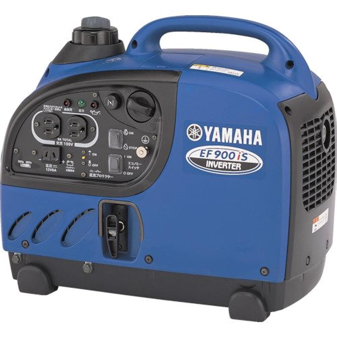 早く著者ラベルヤマハ 防音型 インバータ発電機 EF900iS 0.9kVA [50Hz/60Hz] 直流12V-8A付