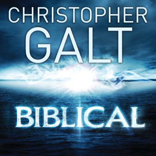 Biblical audiobook cover art