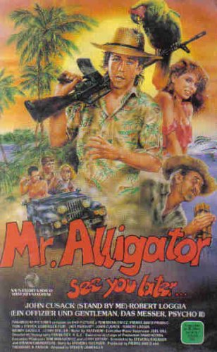 Mr. Alligator - See You Later... [VHS]
