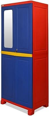 Nilkamal Pepsi Blue Plastic Freedom FB1 Cabinet