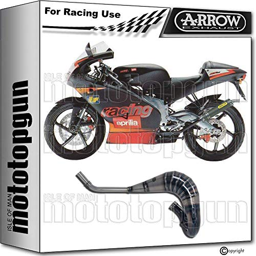 ARROW ESCAPE RACE COMPATIBLE CON APRILIA RS 125 REPLICA 1995 95 1996 96 1997 97 1998 98 51073SU