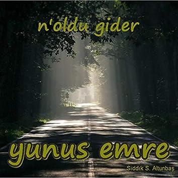 N'oldu Gider (Yunus Emre)