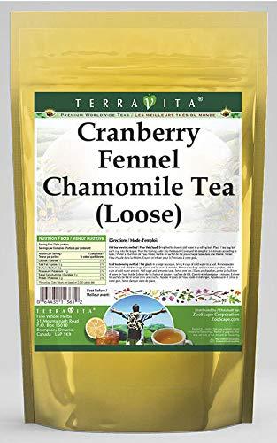 Cranberry Fennel Chamomile Tea Loose 8 542872 oz ZIN: - 2 P Max High quality new 61% OFF