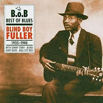 Blind Boy Fuller 1935 - 1940