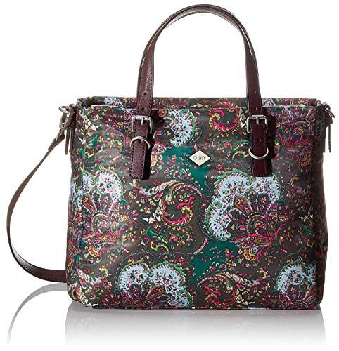 Oilily Damen Picnic Handbag Mhz Henkeltasche Grün (green)