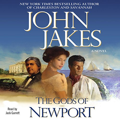 Gods of Newport audiobook cover art