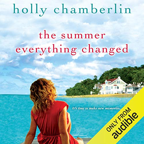 Couverture de The Summer Everything Changed