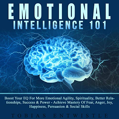 Emotional Intelligence 101 audiobook cover art