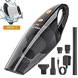Best Car Vacuums - LOFTEK Car Vacuum Cordless - Handheld Portable Car Review
