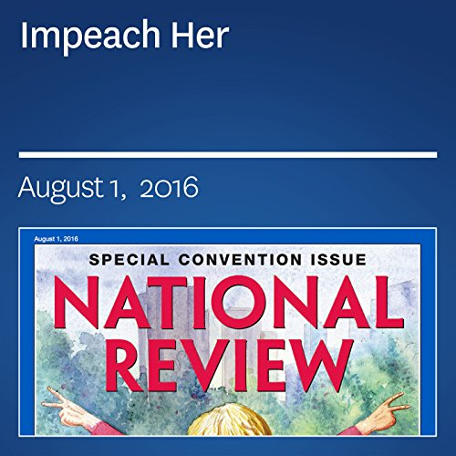 Impeach Her audiobook cover art