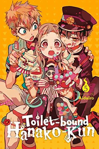 Toilet-bound Hanako-kun Vol. 5 (English Edition)