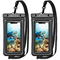 2-Pack Syncwire IPX8 Waterproof Phone Pouch