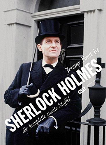 Sherlock Holmes - Staffel 2 [3 DVDs]