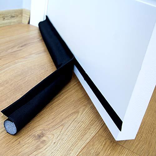 Paraspifferi per porta 90 cm: anti-freddo con guarnizione autoadesiva, protezione contro le correnti d'aria e il rumore