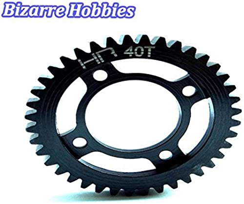Hot Racing SCTE40SM1 Steel Center Spur Gear (40t 1.0mod) - Losi Ten & by Hot Racing