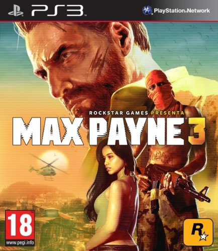 Rockstar Games Max Payne 3, PS3 - Juego (PS3, PlayStation 3, Shooter, M (Maduro))