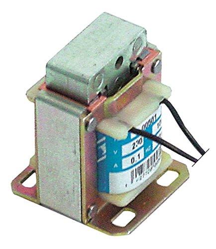 Fagor Hubmagnet für Kombidämpfer HME-10-21, HMP-10-21, HME-20-11, HMM-40 100% 50/60Hz 230V AC AC 0,1A