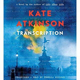 Transcription     A Novel              By:                                                                                                                                 Kate Atkinson                               Narrated by:                                                                                                                                 Fenella Woolgar                      Length: 11 hrs and 9 mins     1,309 ratings     Overall 4.2