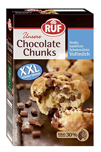 RUF Chocolate Chunks Vollmilch
