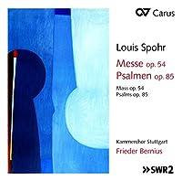 Messe Op.54/Psalmen Op.85