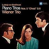 """Beethoven: Pianos Trios Nos. 5 """"Ghost"""" & 6, Op. 70"""