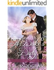 A Duke's Duty (The Duke''s Club Book 2)