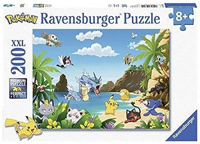 Ravensburger Puzzle 200 Piezas XXL, Pokémon (12840) de Ravensburger