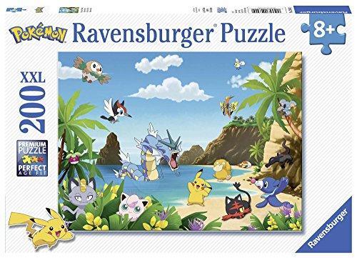 Ravensburger Puzzle 200 Piezas XXL, Pokémon (12840)
