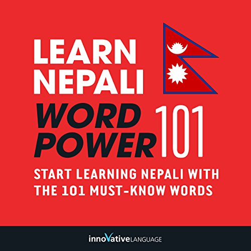 Learn Nepali - Word Power 101 cover art